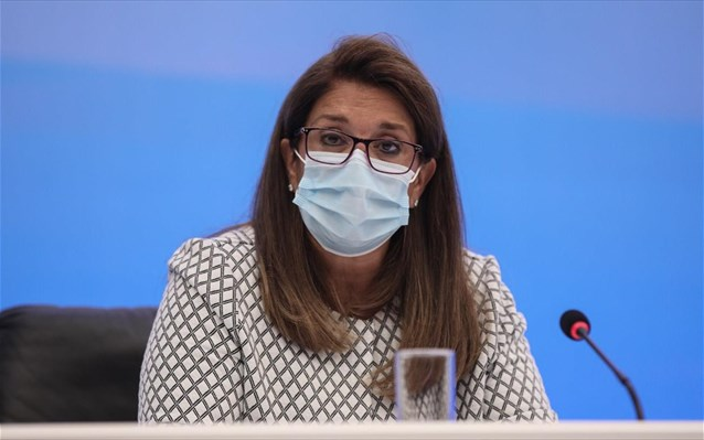 Β. Παπαευαγγέλου: Τέλη Αυγούστου- αρχές Σεπτεμβρίου η απόφαση για 3η δόση εμβολίου