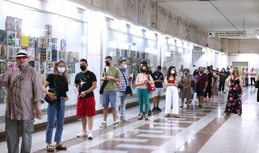 Γεωγραφική κατανομή: 993 κρούσματα στην Αττική -308 στη Θεσσαλονίκη