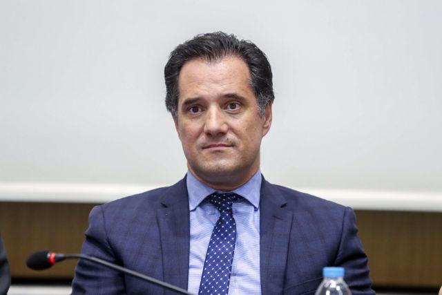 Άδ. Γεωργιάδης: Δημοσιοποίησε το πιστοποιητικό εμβολιασμού του