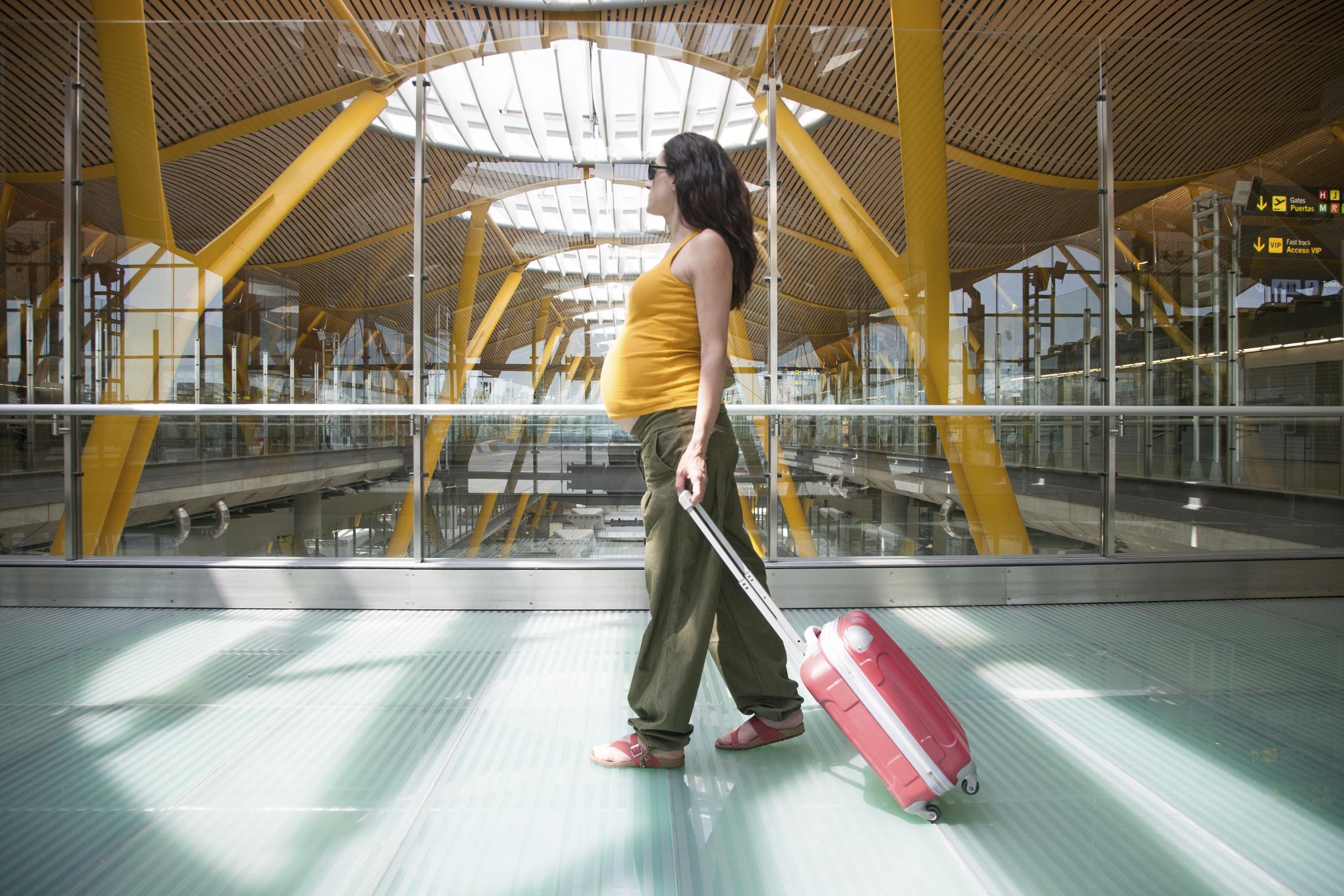 Αεροπορικά ταξίδια και εγκυμοσύνη