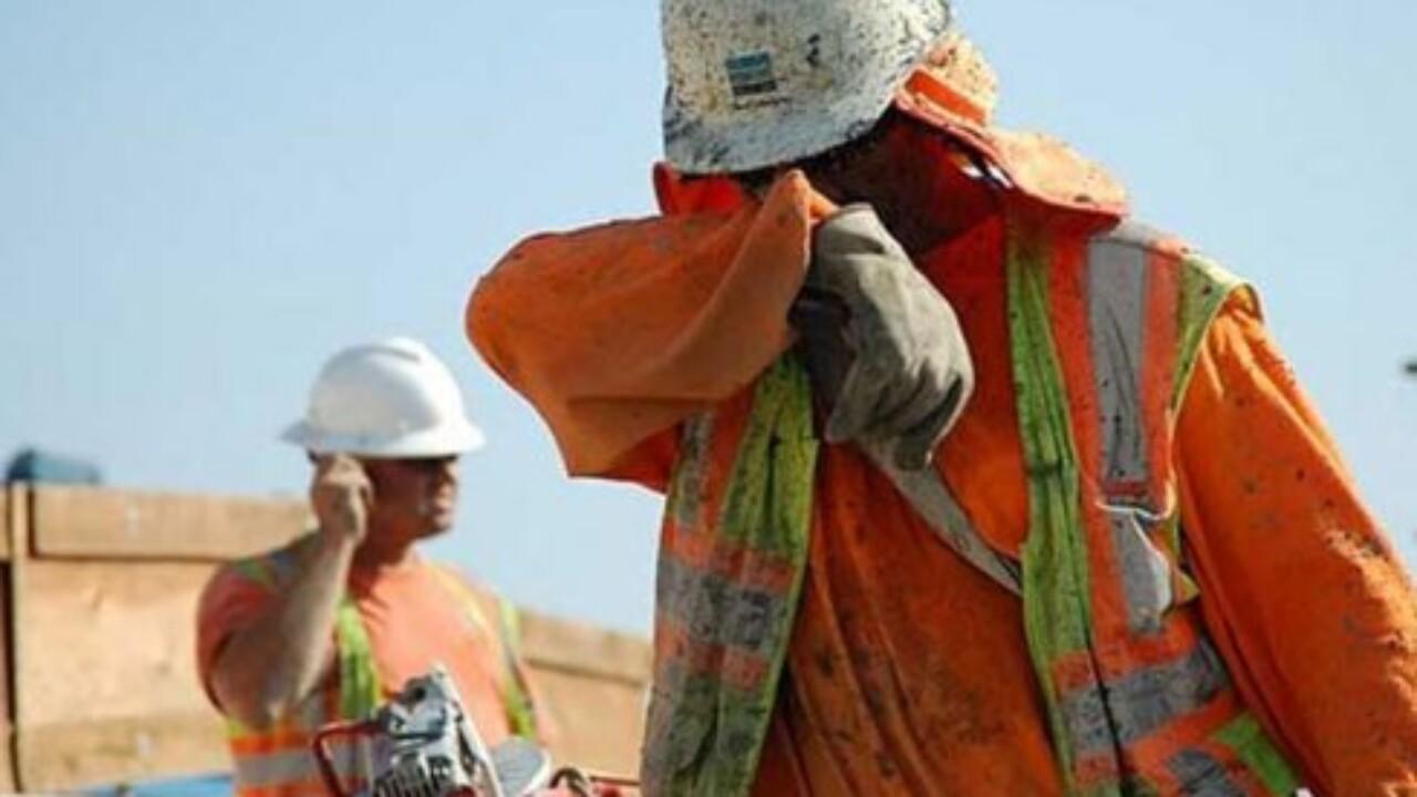 ΥΠΕΡΓ: Μέτρα προστασίας των εργαζομένων από θερμική καταπόνηση