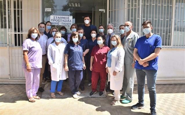 Β. Κικίλιας: Αποφεύγονται ετησίως πάνω από 440 διακομιδές ασθενών με το νέο Αιμοδυναμικό Εργαστήριο του ΓΝ Λαμίας