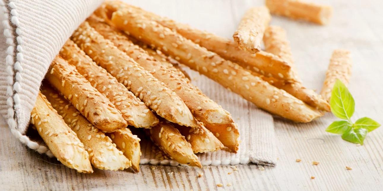 ΕΦΕΤ: Ανάκληση μη ασφαλούς τροφίμου -Κριτσίνια χωρίς γλουτένη – τυρί