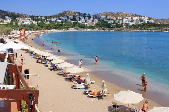 ΕΤΑΔ: Ανοίγουν δωρεάν οργανωμένες παραλίες λόγω καύσωνα