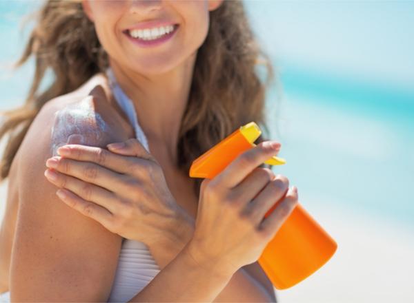 Προτάσεις για ένα υγιές δέρμα το καλοκαίρι!