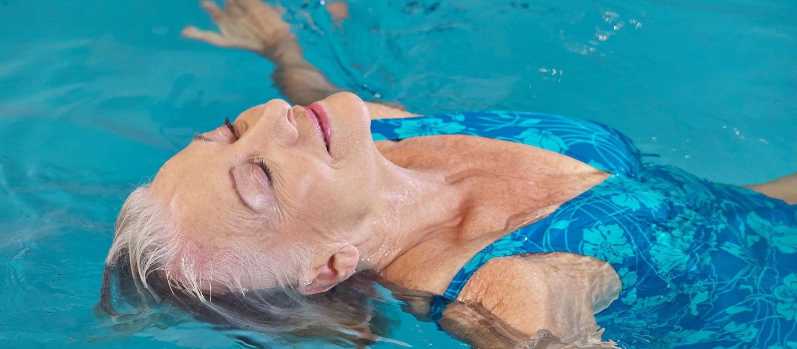 Κολύμβηση: Τι προσφέρει στους ηλικιωμένους;