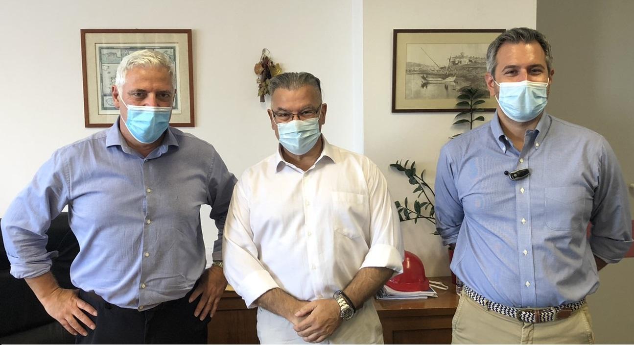 Το ΚΕ.ΤΕ.Κ.Ν.Υ στην Κρήτη – Επισκέψεις στις μεγάλες νοσοκομειακές μονάδες του νησιού