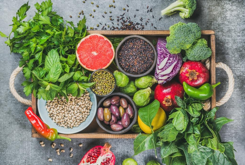 Vegan διατροφή για άτομα με διαβήτη τύπου 1: Τα υπέρ και τα κατά