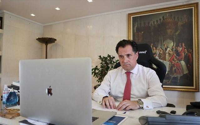 Ο Άδ. Γεωργιάδης συμπλήρωσε τις ημέρες της καραντίνας και επιστρέφει στο γραφείο