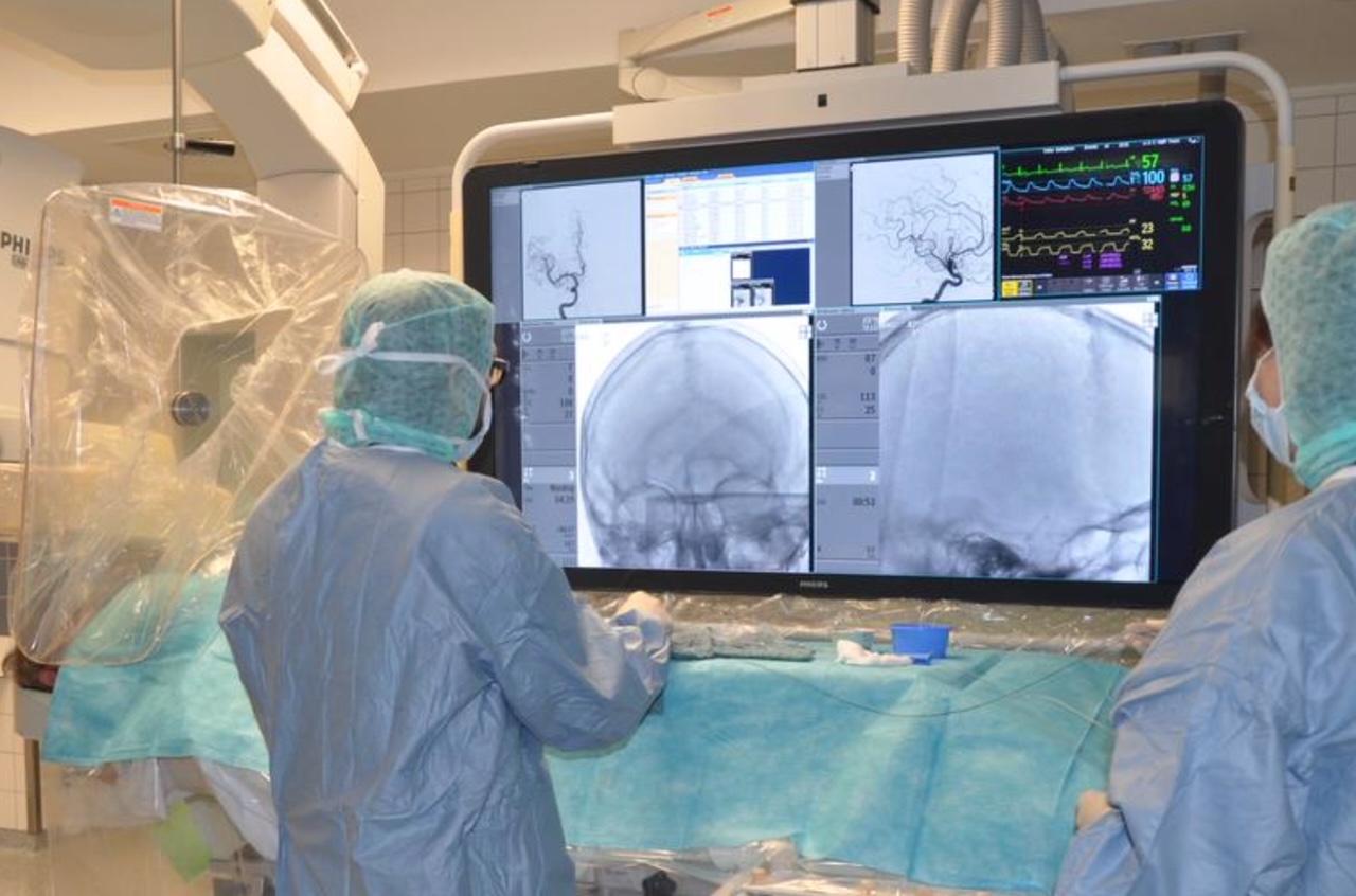 Σωτήρια θεραπεία εγκεφαλικών στο Αρεταίειο και Αιγινήτειο νοσοκομείο