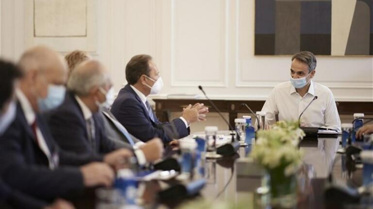 Επενδυτικό σχέδιο 1,2 δισ. ευρώ ανέλυσαν οι φαρμακοβιομήχανοι στον πρωθυπουργό