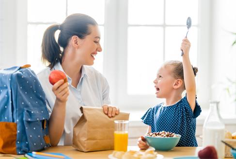 Διατροφή στο σχολείο: Προτάσεις για πρωινό γεύμα και δεκατιανό