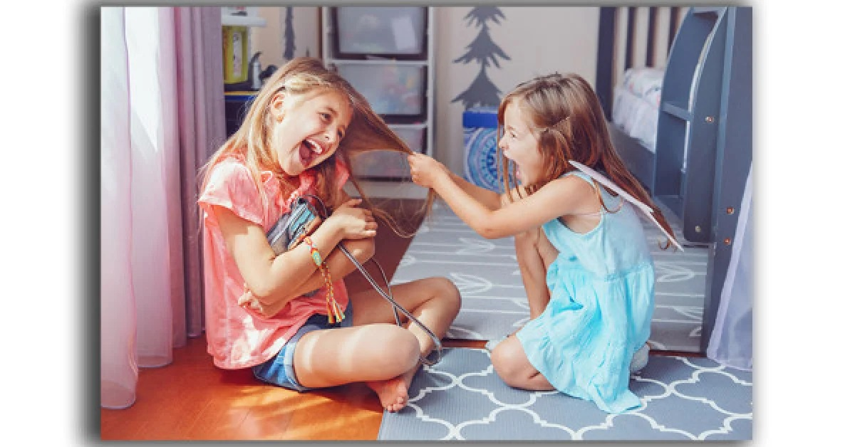 Γιατί τσακώνονται τα παιδιά μου; Συμβουλές για τους γονείς