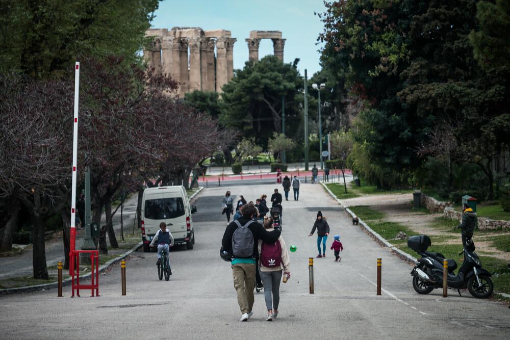 Γεωγραφική κατανομή: 606 κρούσματα στην Αττική – 409 στην Θεσσαλονίκη