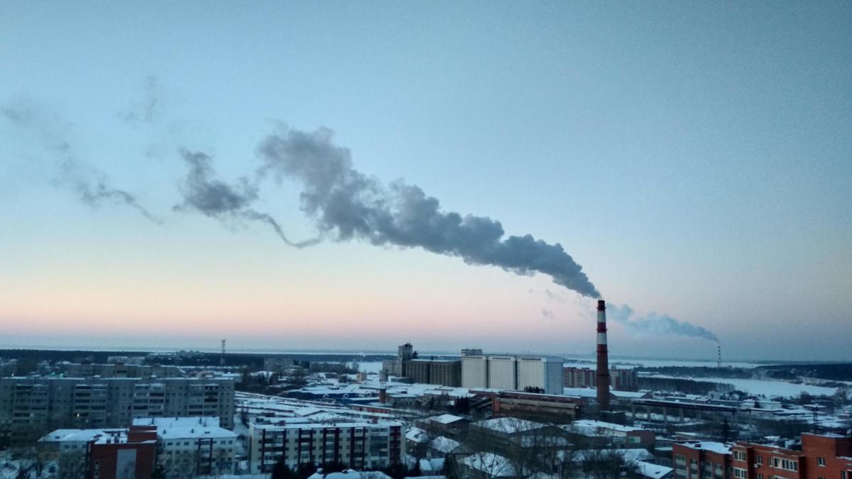 Ατμοσφαιρική ρύπανση: Πώς επηρεάζει τον κίνδυνο καρδιαγγειακής νόσου