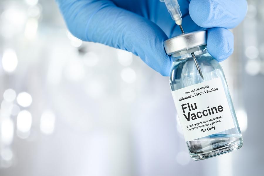 Σταδιακή μείωση της αποτελεσματικότητας του αντιγριπικού εμβολίου και αύξηση των νοσηλειών λόγω εποχικής γρίπης