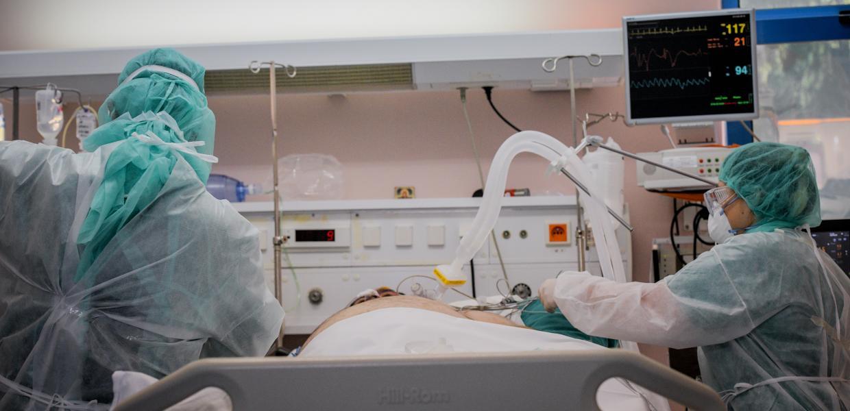 Χαλκίδα: 55χρονος πλήρως εμβολιασμένος πέθανε με κορωνοϊό
