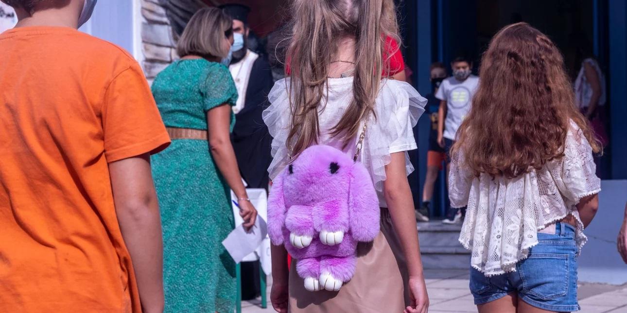 Κορωνοϊός: Αύξηση των κρουσμάτων σε παιδιά και εφήβους 4-18 ετών