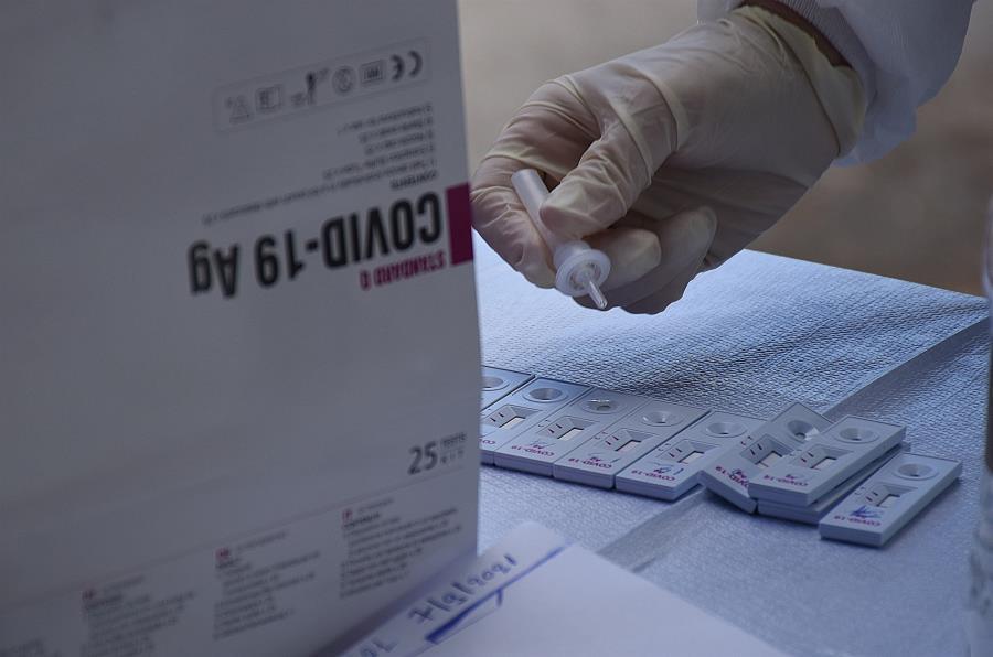 Κορωνοϊός: Αποτέλεσμα σε πέντε λεπτά με ένα φθηνό φορητό τεστ αντισωμάτων