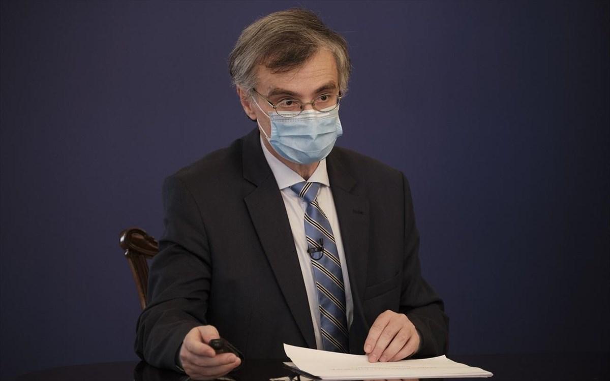 Σ. Τσιόδρας: Θα χρειαστούμε 3-4 χρόνια για να ανακάμψουμε μετά την πανδημία