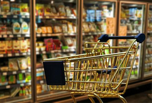 Επίσκεψη στο σούπερ μάρκετ και οργάνωση διατροφής